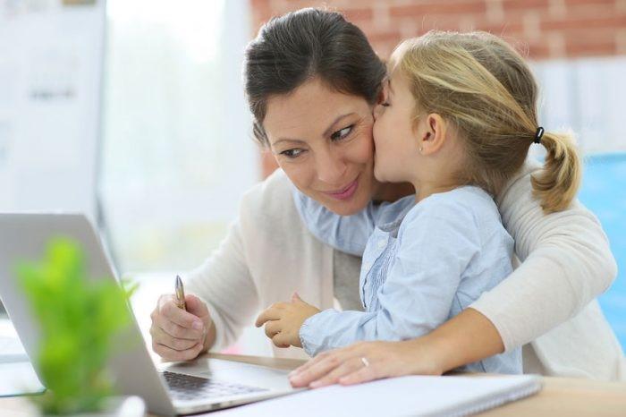 Las madres en las empresas