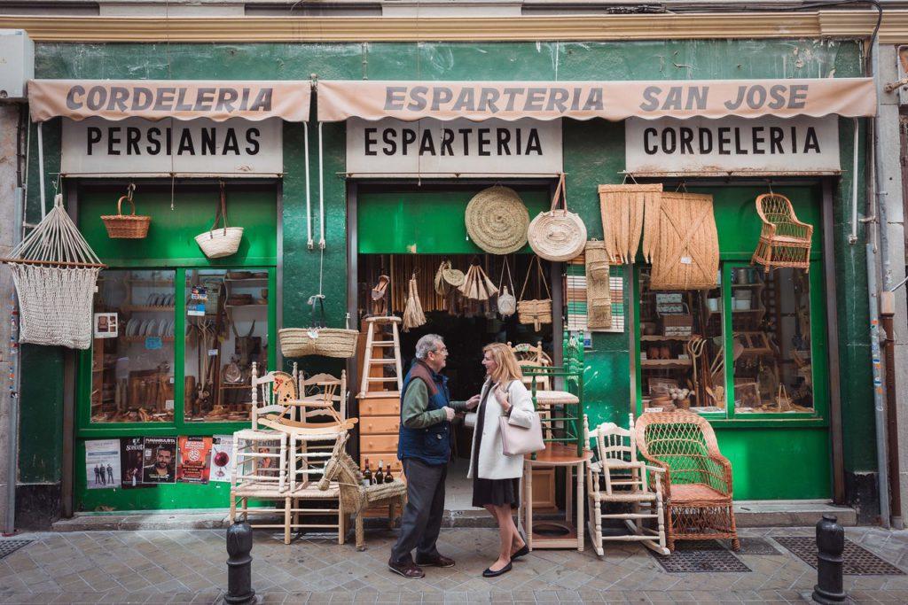 Granada, rincones gastronómicos, gente con alma